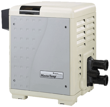 Mastertemp gas heater